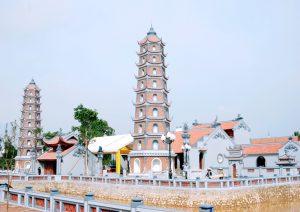 chùa Hoằng Phúc-Lệ Thủy- Quảng Bình