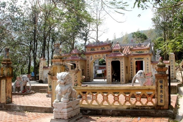 Photo of Đền thờ Liễu Hạnh Công Chúa