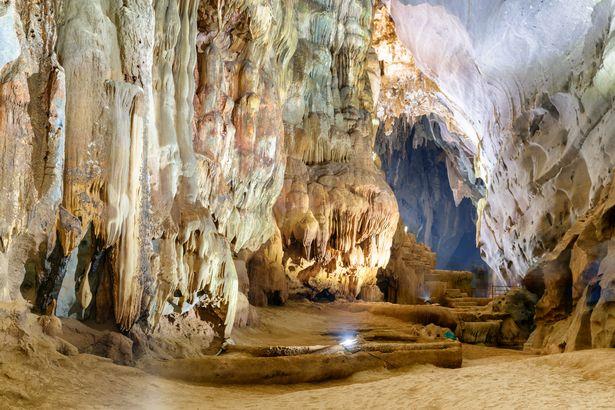 Photo of Động Phong Nha điểm đến Vàng của Du lịch Việt Nam trên báo Anh